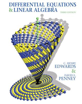 Differential Equations & Linear Algebra By Edwards, C. Henry/ Penney, David E./ Calvis, David (CON)